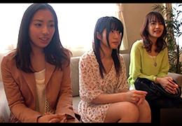 就活セミナーに集まった四人の女子大生達が次々とハメられ最後は…?