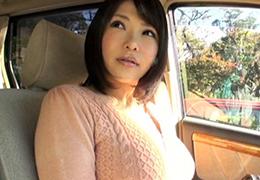 爆乳な帰国子女の、日本人離れしたボディを味わう! 沖田杏梨