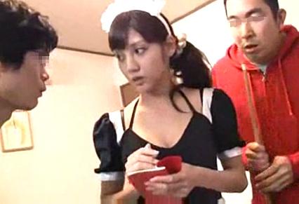 キモオタ「メイドの恰好したら情報おしえてやるよ」⇒した結果…