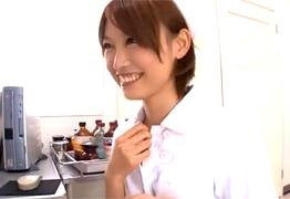 日本一可愛い看護師さんをセクハラ診察してハメる!