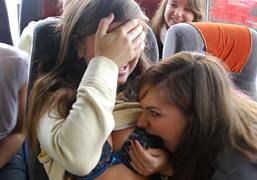 ドイツの女子高生の修学旅行エロすぎwwww