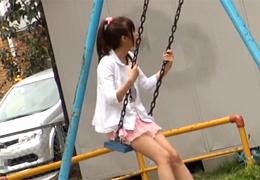公園で遊んでいる中○生に睡眠薬を飲ませてレイプ