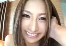 笑顔がめちゃくちゃ可愛い巨乳お姉さんとハメ撮り!