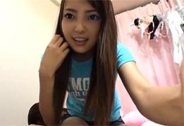 「クチュクチュ…」と卑猥な音が激エロな美少女自宅撮りオナニー!