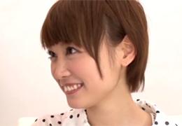 ありえないくらい可愛いショートカット美少女のデビューSEX