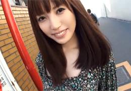 新宿でナンパした推定Gカップの美人社長令嬢に中出し!