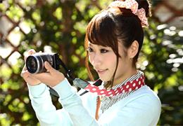 公園で見かけた超可愛いカメラ女子をナンパしてハメる! 南野ゆきな
