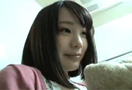 恥ずかしがり屋の19歳色白巨乳専門学生のセックス 鈴村あいり
