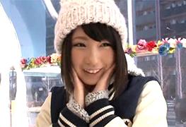 渋谷駅前でナンパした18才女子大生が可愛すぎるw
