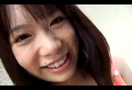 むっちり巨乳美少女と京都で飛びっこデート♪ 発情させてお外でハメるw